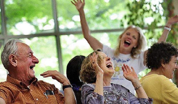 «Смех— лучшее лекарство».