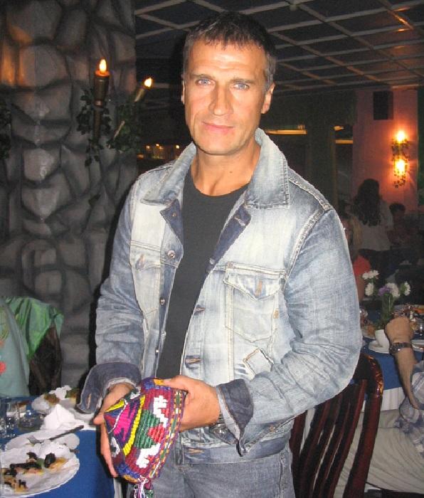 Александр Дедюшко.
