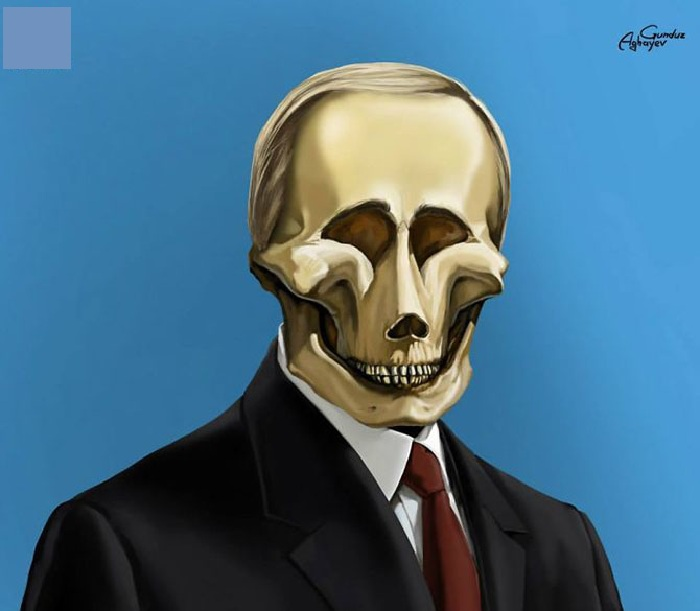 Лидеры глазами Гюндуза Агаева.