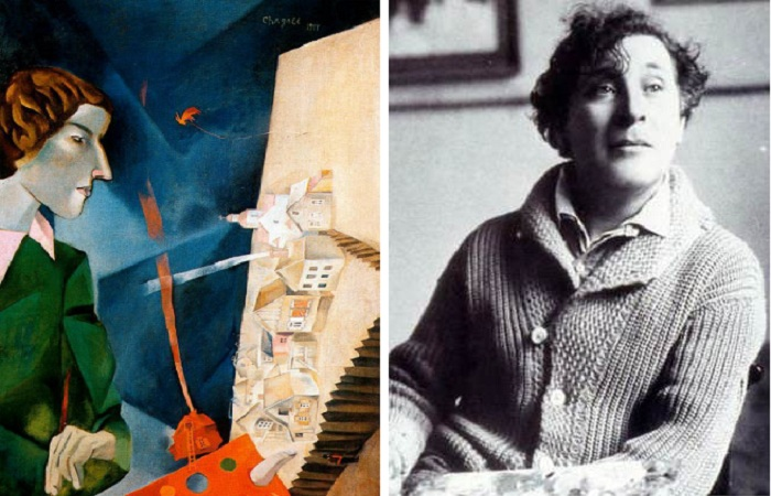 Марк Шагал - витебский гений.