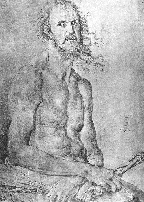 (1522). Автор: Альбрехт Дюрер.
