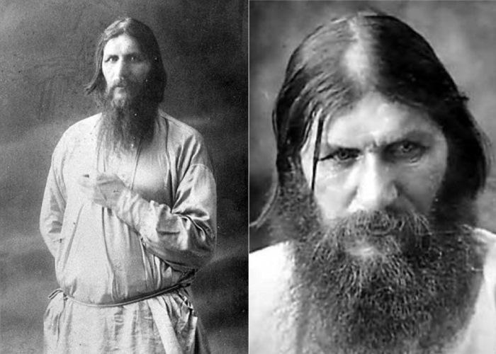 Григорий Ефимович Распутин.