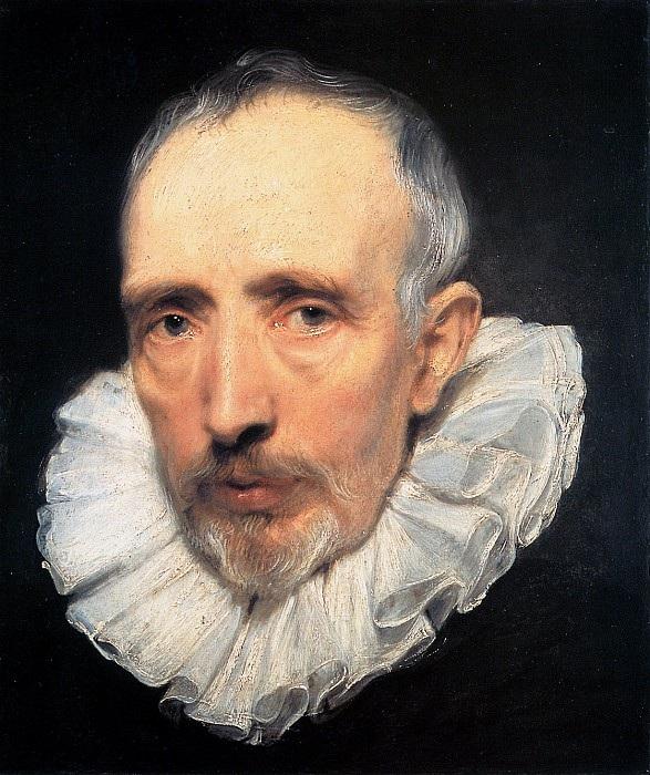 «Портрет Корнелиса ван дер Геста». (1620). Британская Национальная галерея. Автор: Антонис Ван Дейк.