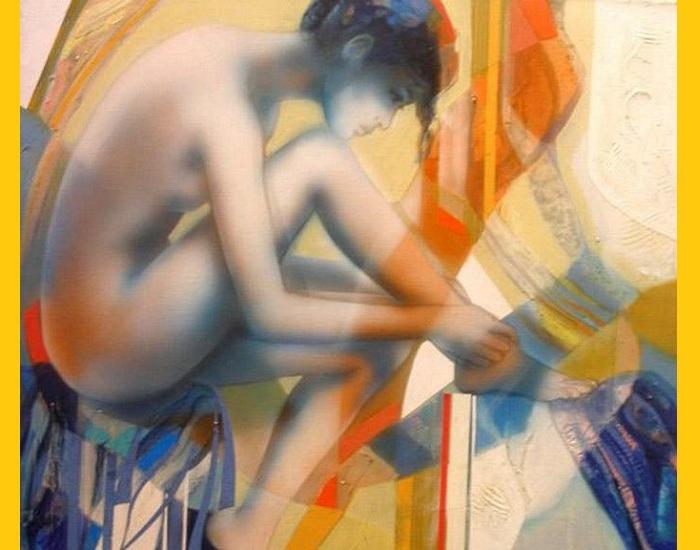 Женщина глазами художника Жан-Батиста Валади. |Фото: liveinternet.ru
