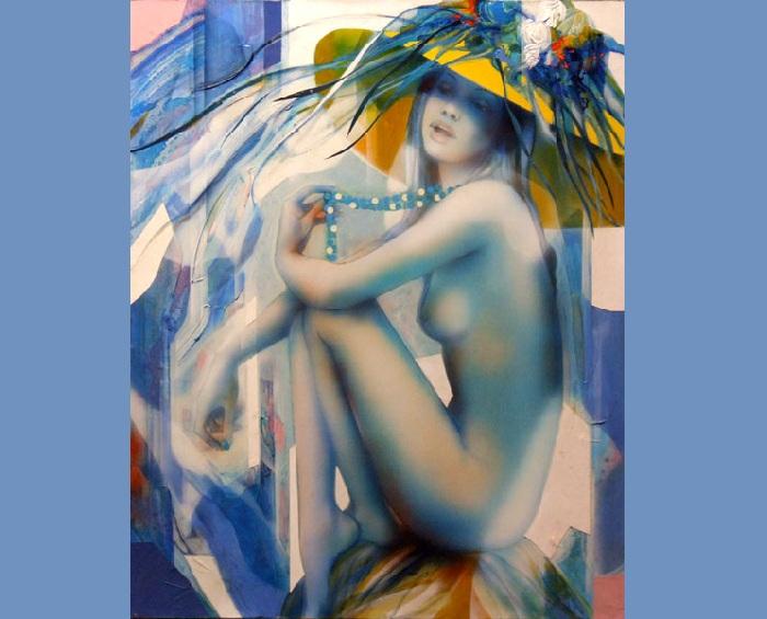 Женщина глазами художника Жан-Батиста Валади.   |Фото:liveinternet.ru