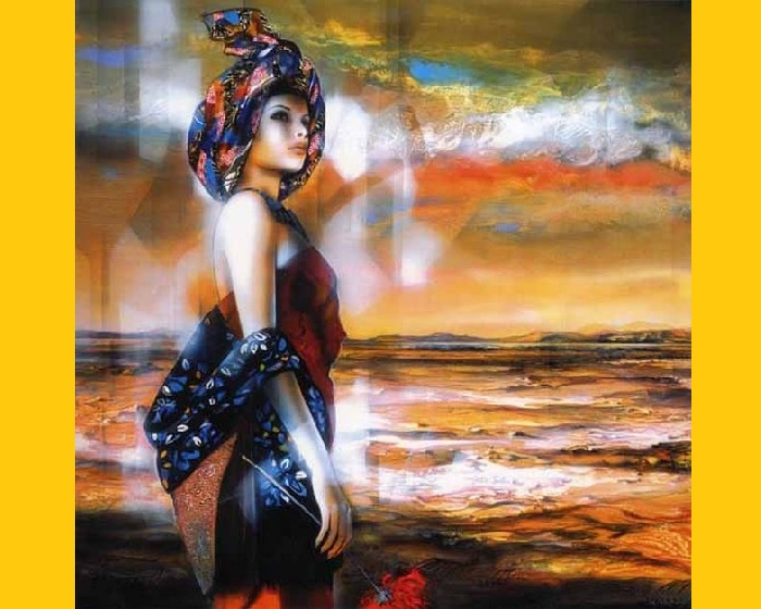 Женщина глазами художника Жан-Батиста Валади.|Фото: usenkomaxim.ru