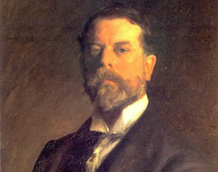 «Автопортрет». (1906 год). Джон Сингер Сарджент.