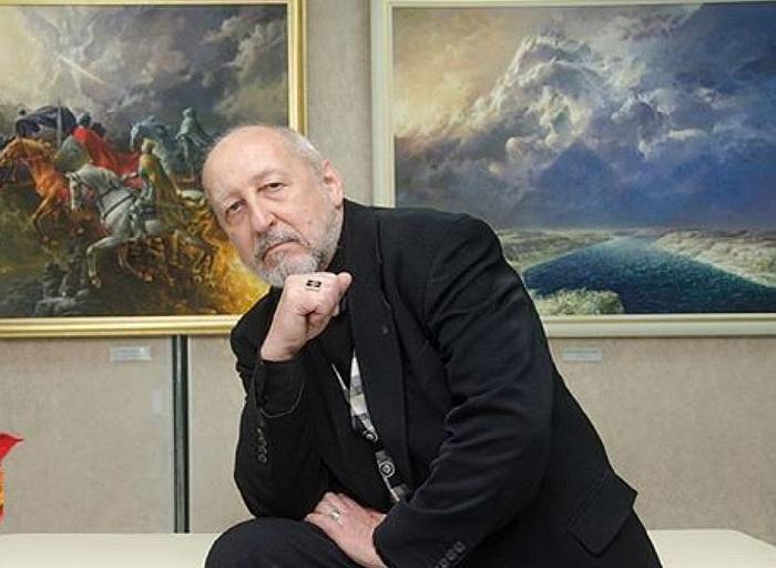 Художник Владислав Коваль