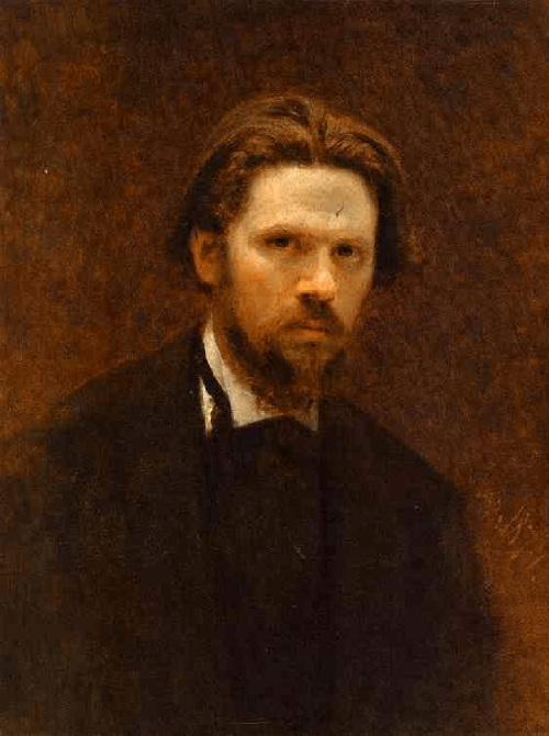 Автопортрет. (1874). Автор: И.Н.Крамской. | Фото:cultobzor.ru.