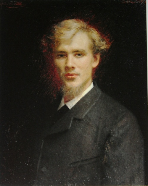 Сергей Боткин.(1882). Автор: И.Н. Крамской. | Фото: maxpark.com.