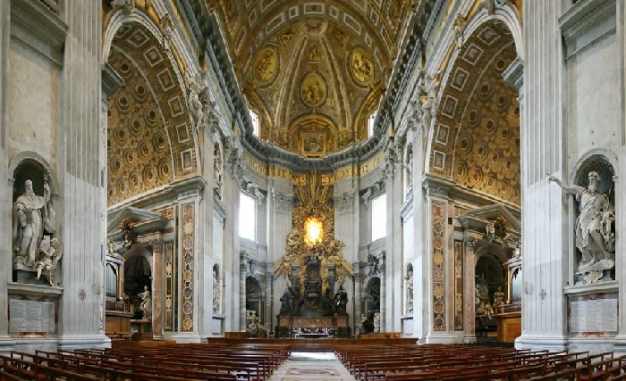 Собор Святого Петра. Ватикан. Фото: livemaster.ru.