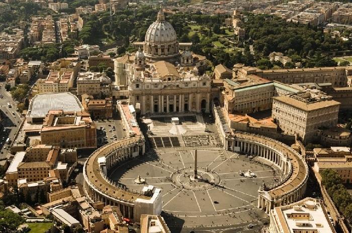 Ватикан. Рим. Италия. Фото: livemaster.ru.