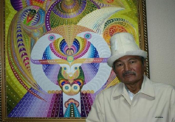 Бахтыбек Талкамбаев - целитель из Казахстана.