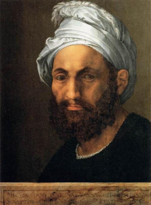 Микеланджело Буонарроти.