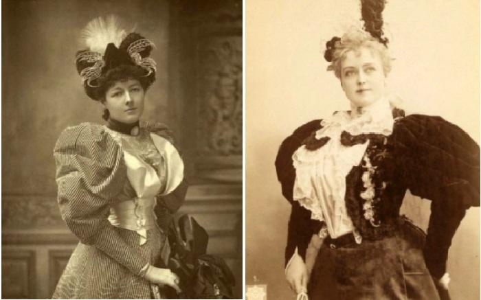 Рукав-буф в XIX и ХХ веке. | Фото: violity.com.