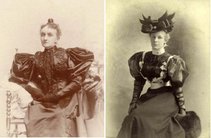 Рукав-буф в XIX и ХХ веке.<br>| Фото: violity.com.