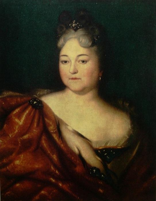 Царевна Наталья Алексеевна.