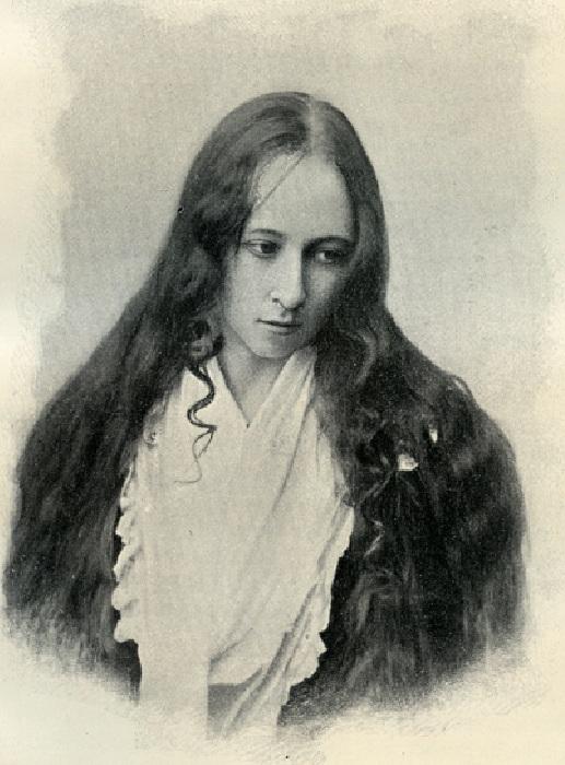 Елизавета Дьяконова.