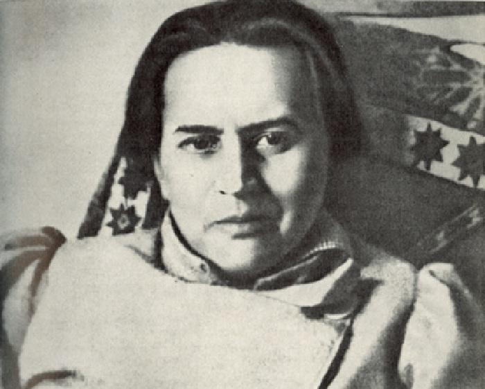 Анна Голубкина - скульптор.