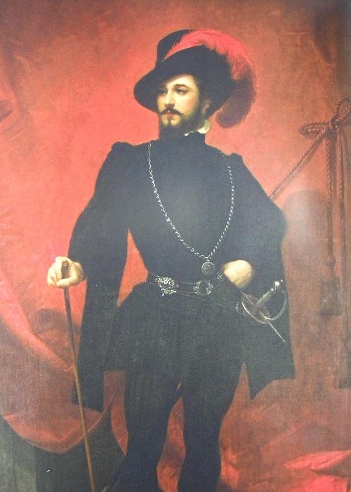 Джованни Марио в роли Дон Жуана.  ¦ Фото: wikipedia.org.