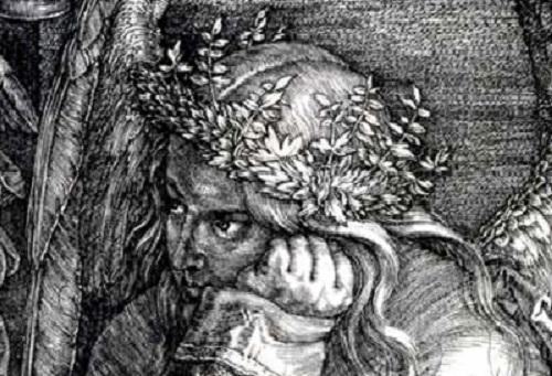 Фрагмент гравюры «Меланхолия I». Автор: А. Дюрер. ¦ Фото: kaplyasveta.ru.