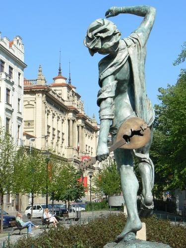 Река Ганг. Автор: скульптор Анна Хроми. ¦ Фото: forum24.cz.