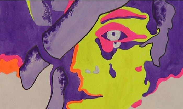 Работы Фредди Меркьюри. ¦ Фото: intrigan.com.