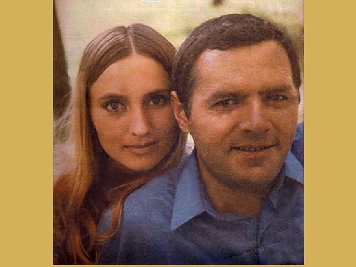 Лариса Кадочникова и Юрий Ильенко. | Фото: pravda.com.ua.