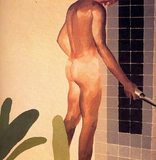 Автор: David Hockney.