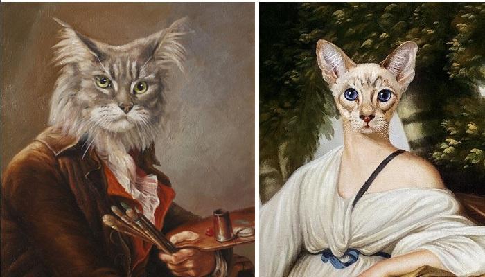 Из серии портретов