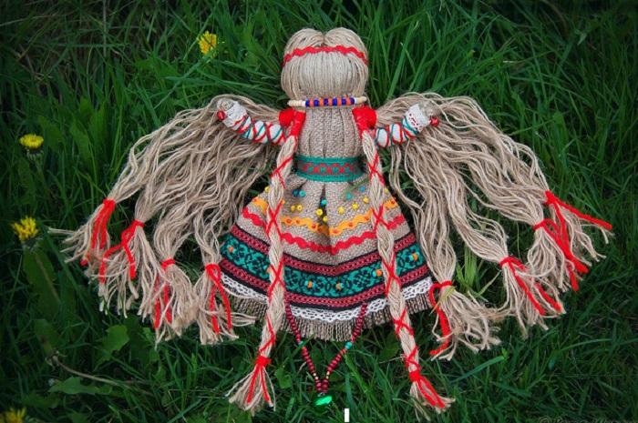 Кукла Желанница. Автор: Светлана Шупенко.