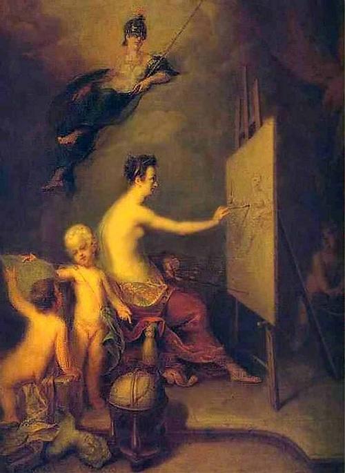 Эпоха русского Возрождения: художник Андрей Матвеев — первопроходец в истории светской  русской живописи