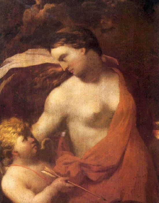 Венера и Амур. Автор: Андрей Матвеев