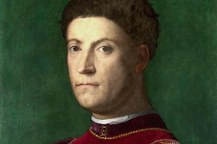 Пьеро Подагрик- отец Лоренцо.