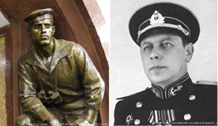 Олимпий Иванович Рудаков. Автор: М.Г.Манизер.