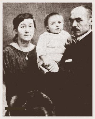 Семья Петровых-Водкиных.