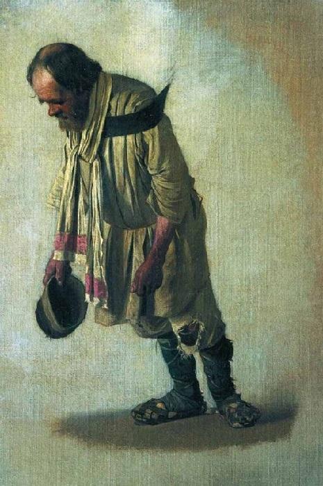 Бурлака. Автор: В.В. Верещагин.