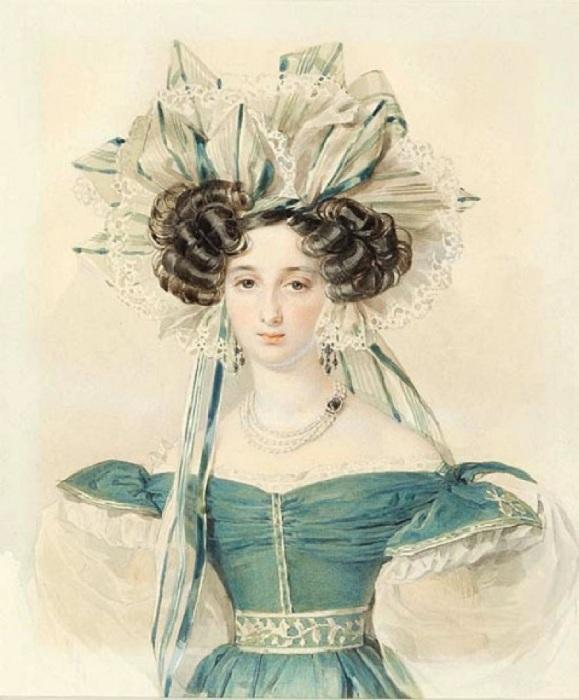 Елизавета Ксаверьевна Воронцова.