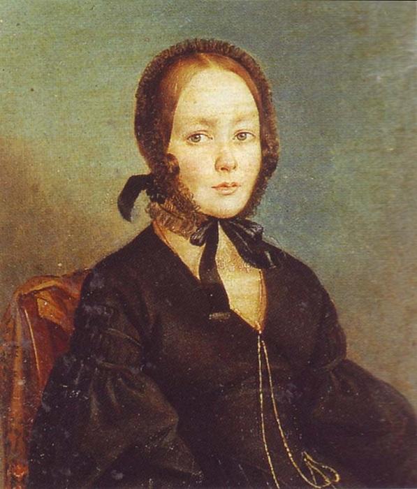 Анна Петровна Керн.