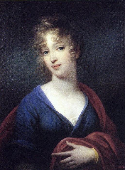 Елена Павловна Романова.