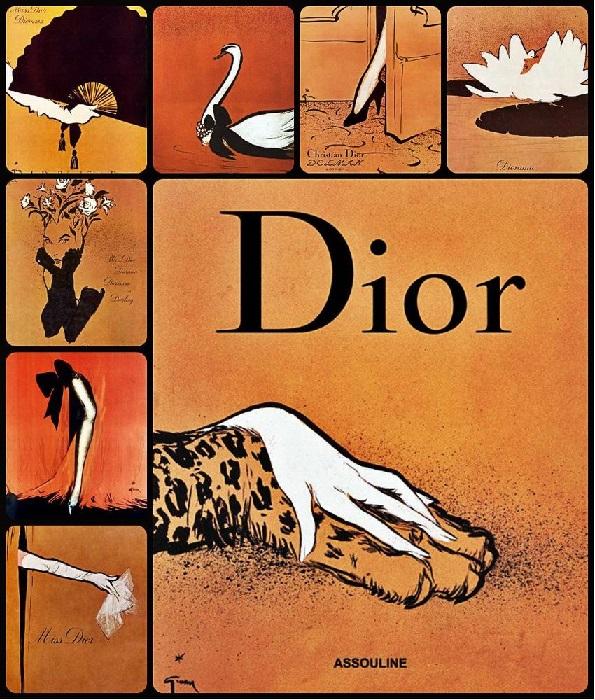 Большой удачей оказалось для Рене Грюо сотрудничество с Кристианом Диором.
