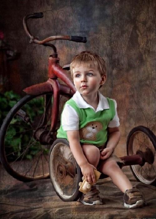 Цифровая живопись от фотохудожника Ричарда Рэмси