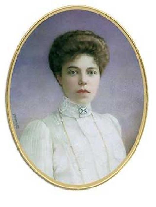 Ольга Александровна Куликовская (Романова).