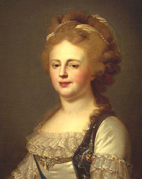 Мария Федоровна (жена Павла I)
