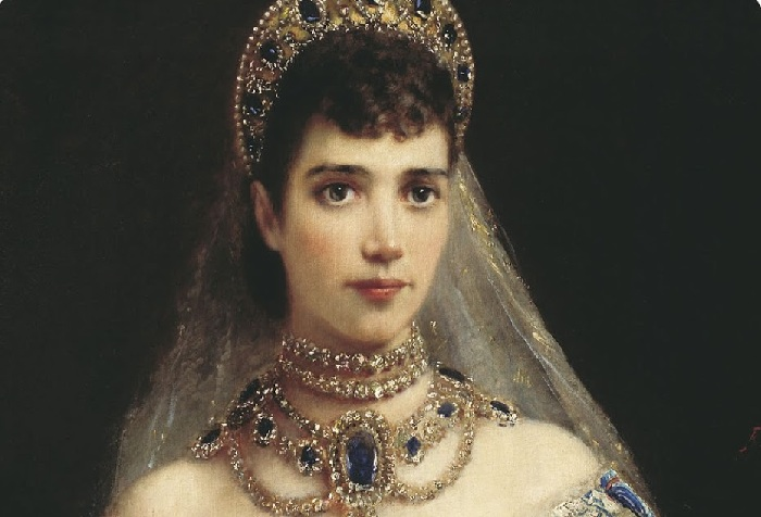 Мария Федоровна, жена Александра III