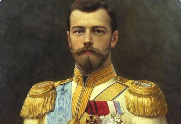 Николай II- император России.