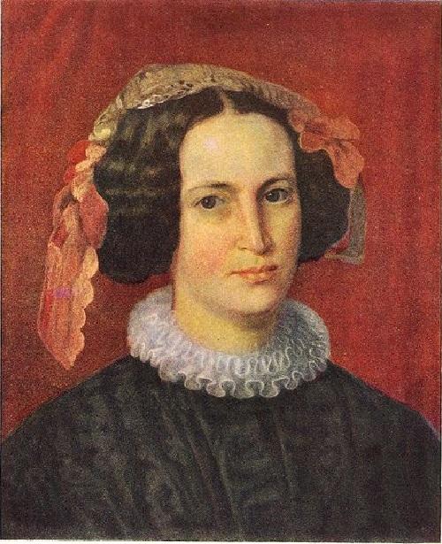 Портрет Горленко. (1847). Автор: Т.Шевченко.