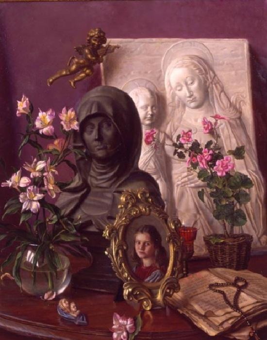 Вечные невесты. (2011)  Автор: Александр Шилов.