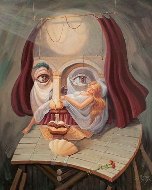 Шекспир. (2011). Автор: Олег Шупляк. ¦ Фото: livejournal.com.