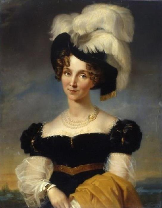 Императрица Елизавета Алексеевна.